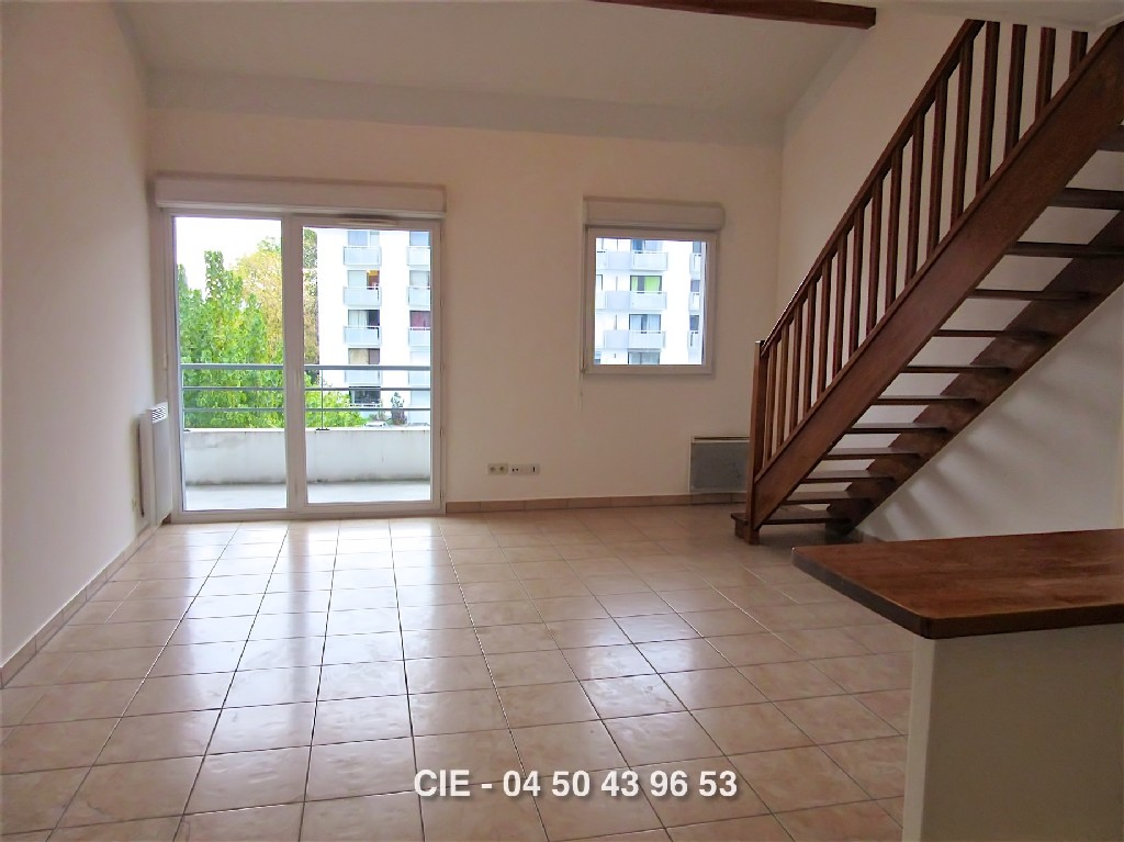 vente appartement COLLONGES SOUS SALEVE 3 pieces, 73,27m