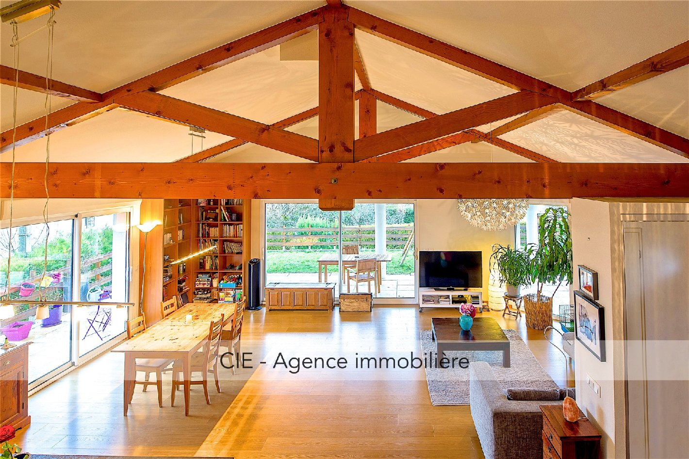 vente maison COLLONGES SOUS SALEVE 8 pieces, 151m